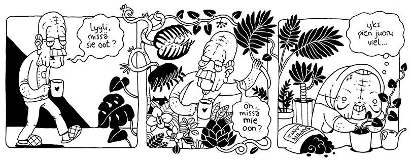 viidakkoon