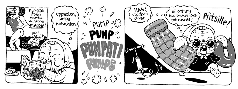 pumppaus